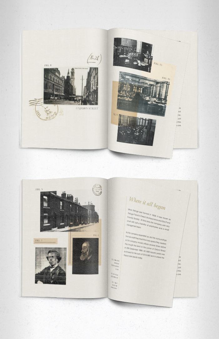 palace history booklet two
