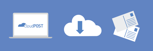 cloudPOST print post solution