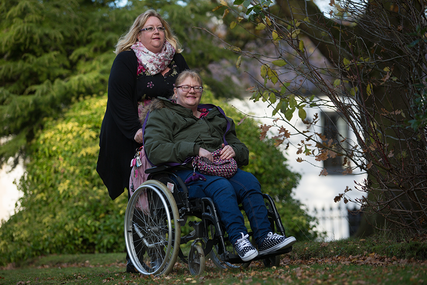 Sea-recruitment-wheel-chair-assistant-outdoors-photograph