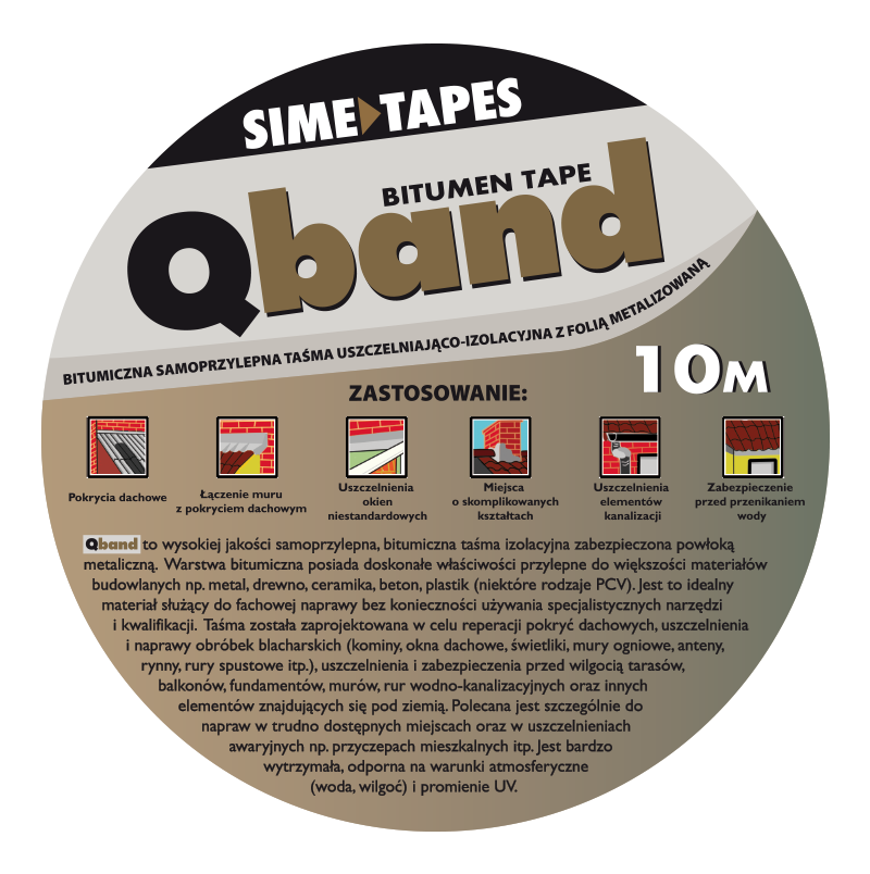 Qband-packaging-before
