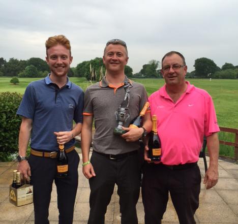 Charity Golf-cup-winners