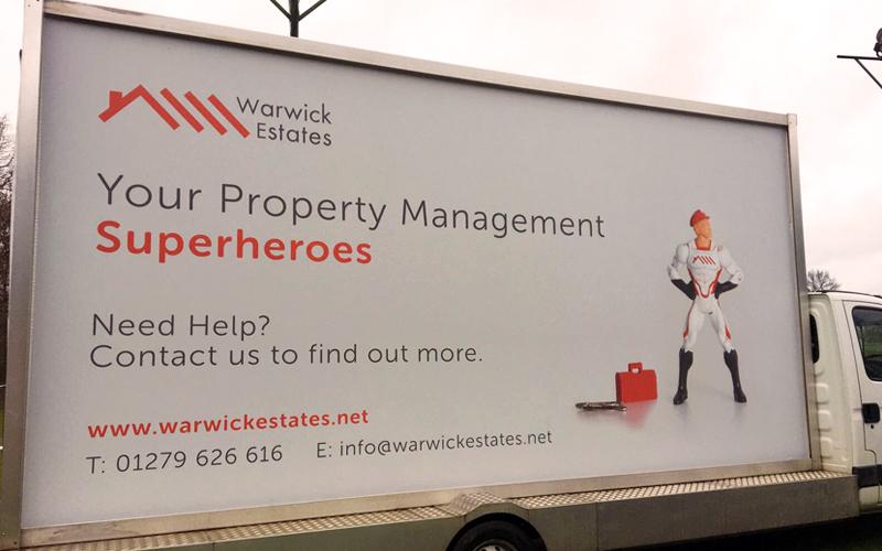 Northern Powerhouse warwick estates advan