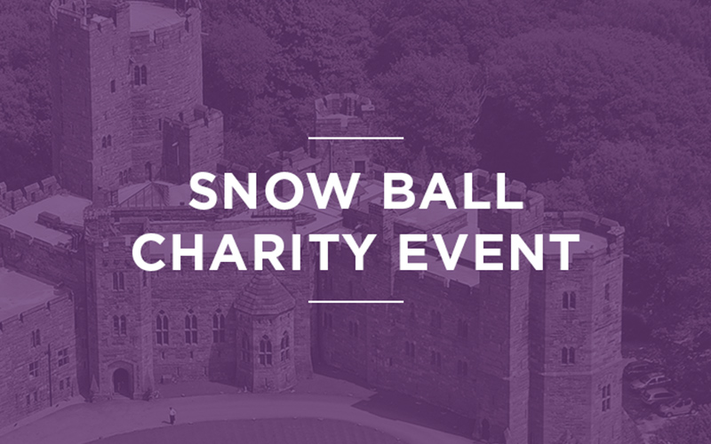 snow ball charity event
