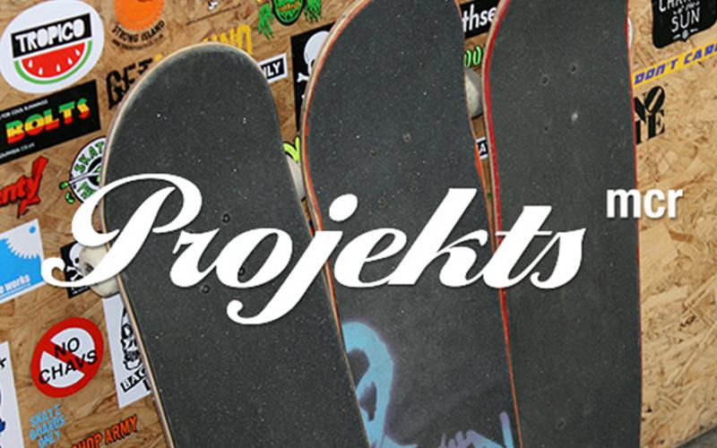 projekts manchester skatepark