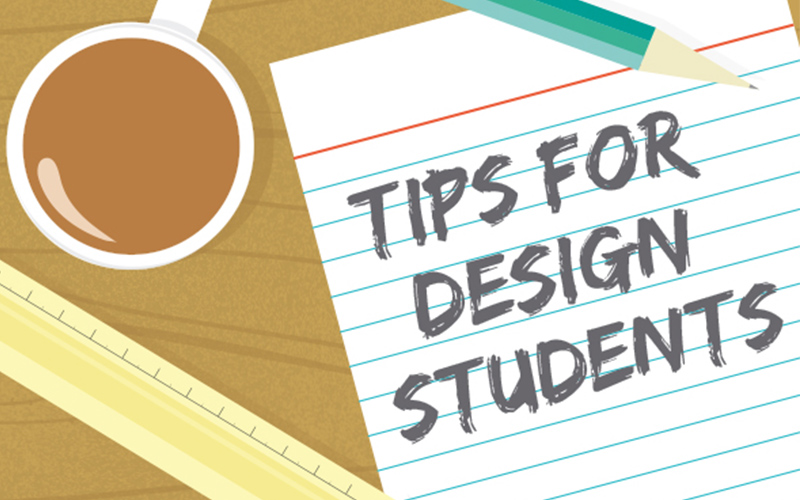 tips for design students