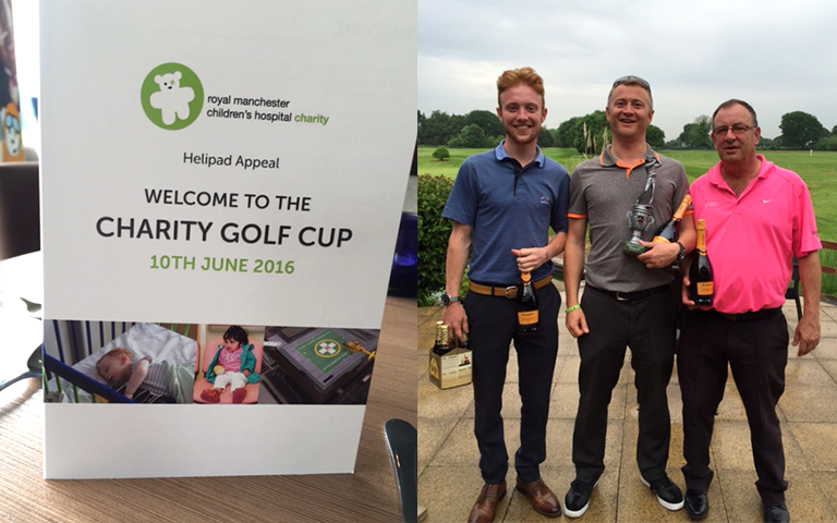 Charity-golf-cup