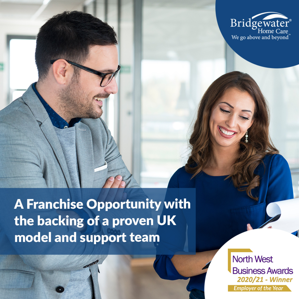 A Franchise opportunity with the backing of a proven UK model and support team