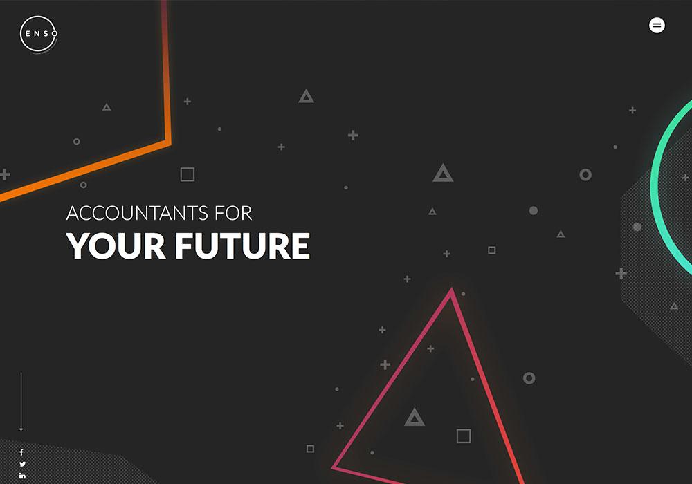 Enso-Website-Design