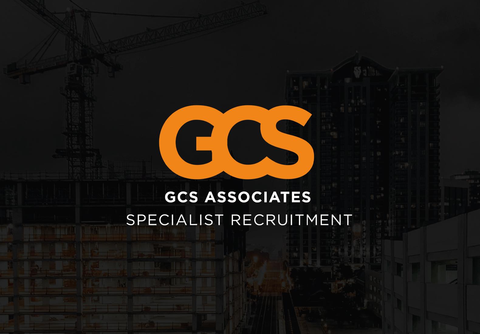 GCS Associates case study design development logo website branding icon illustration construction building property