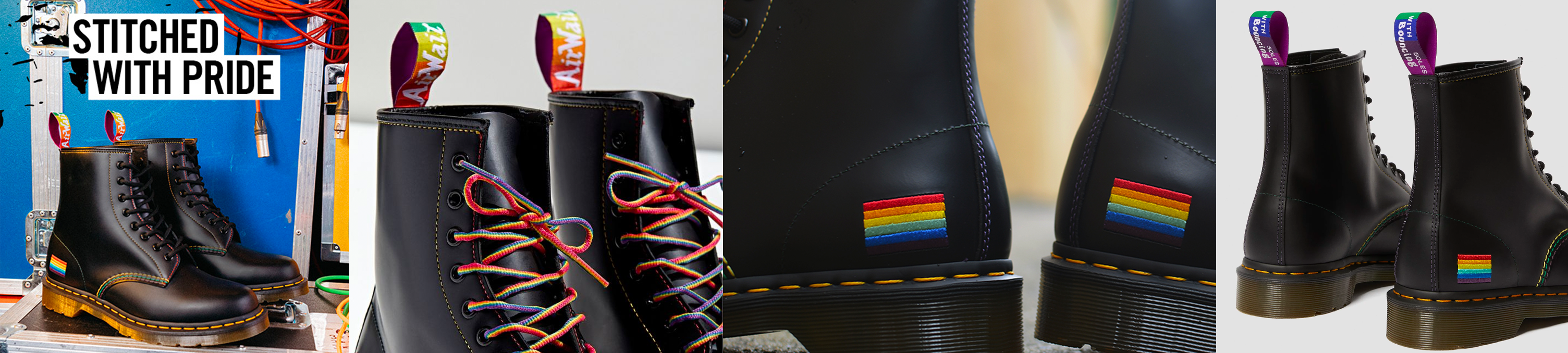 doc martens pride collection 2020