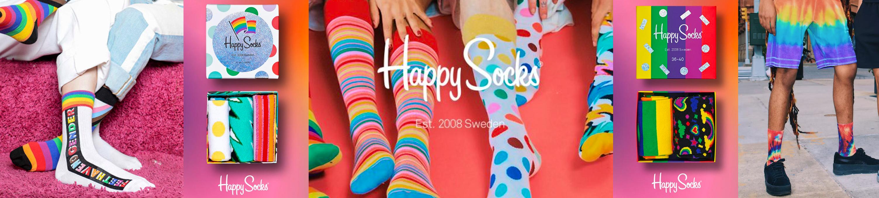 happy socks pride advert 2020