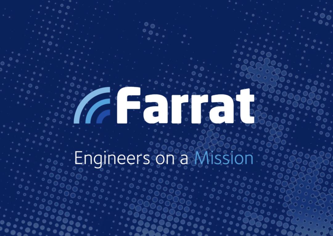 Farrat Web Design Case Study by The Agency Creative