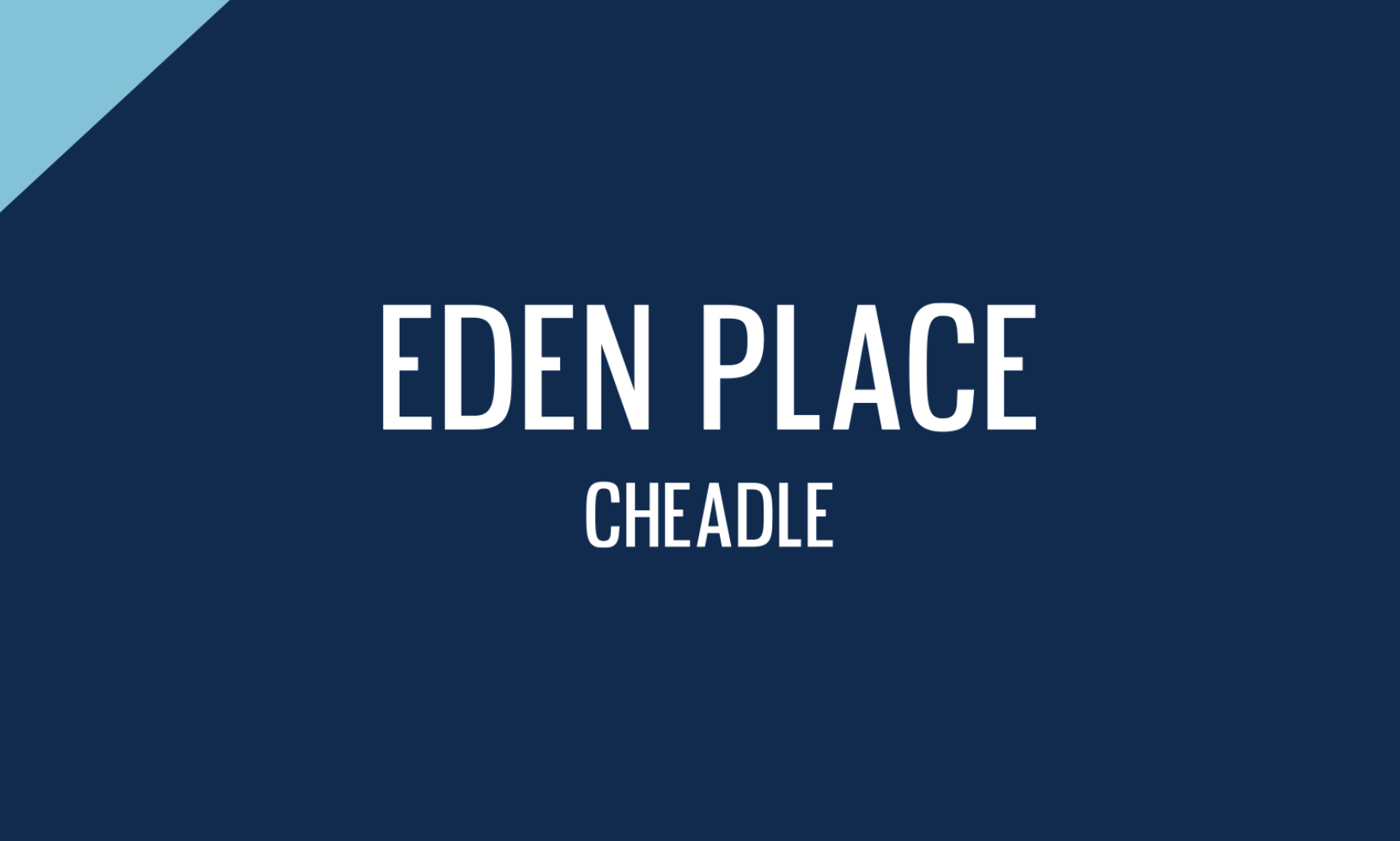 Eden Place Brochure Design Case study by The Agency Creative