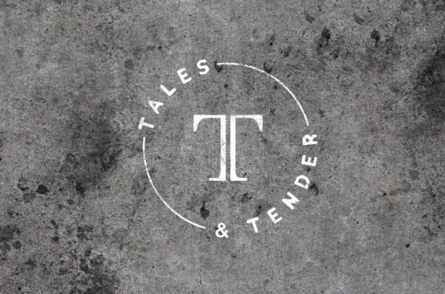Tales & Tender Logo Design Case Study by The Agency Creative