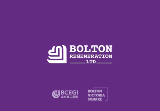 Bolton Regeneration LTD Logo Design Case Study by The Agency Creative