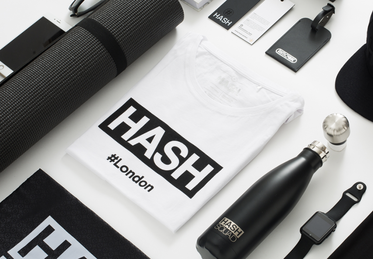 Hash Photography Services by The Agency Creative