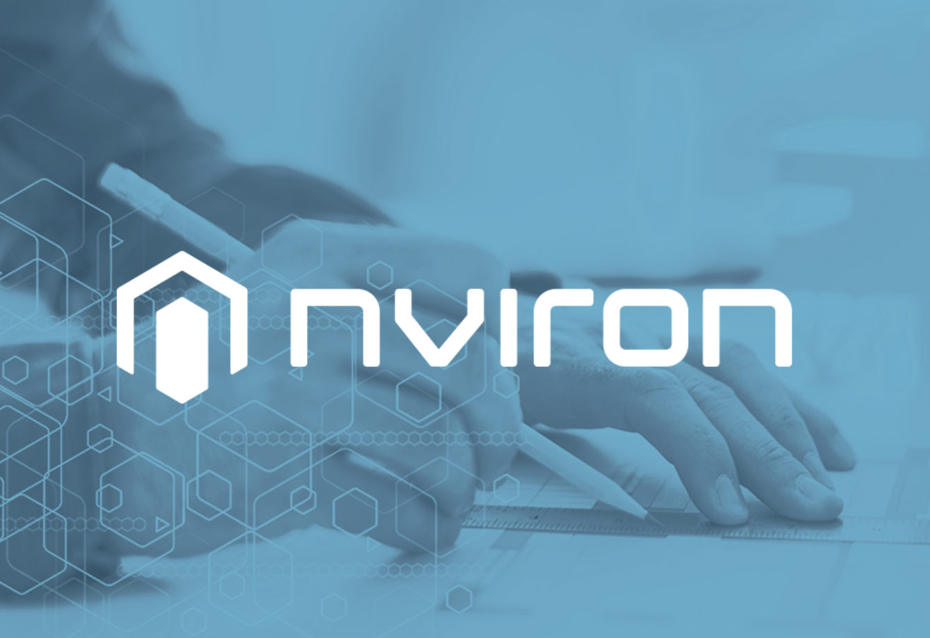 Nviron Web Design Case Study by The Agency Creative