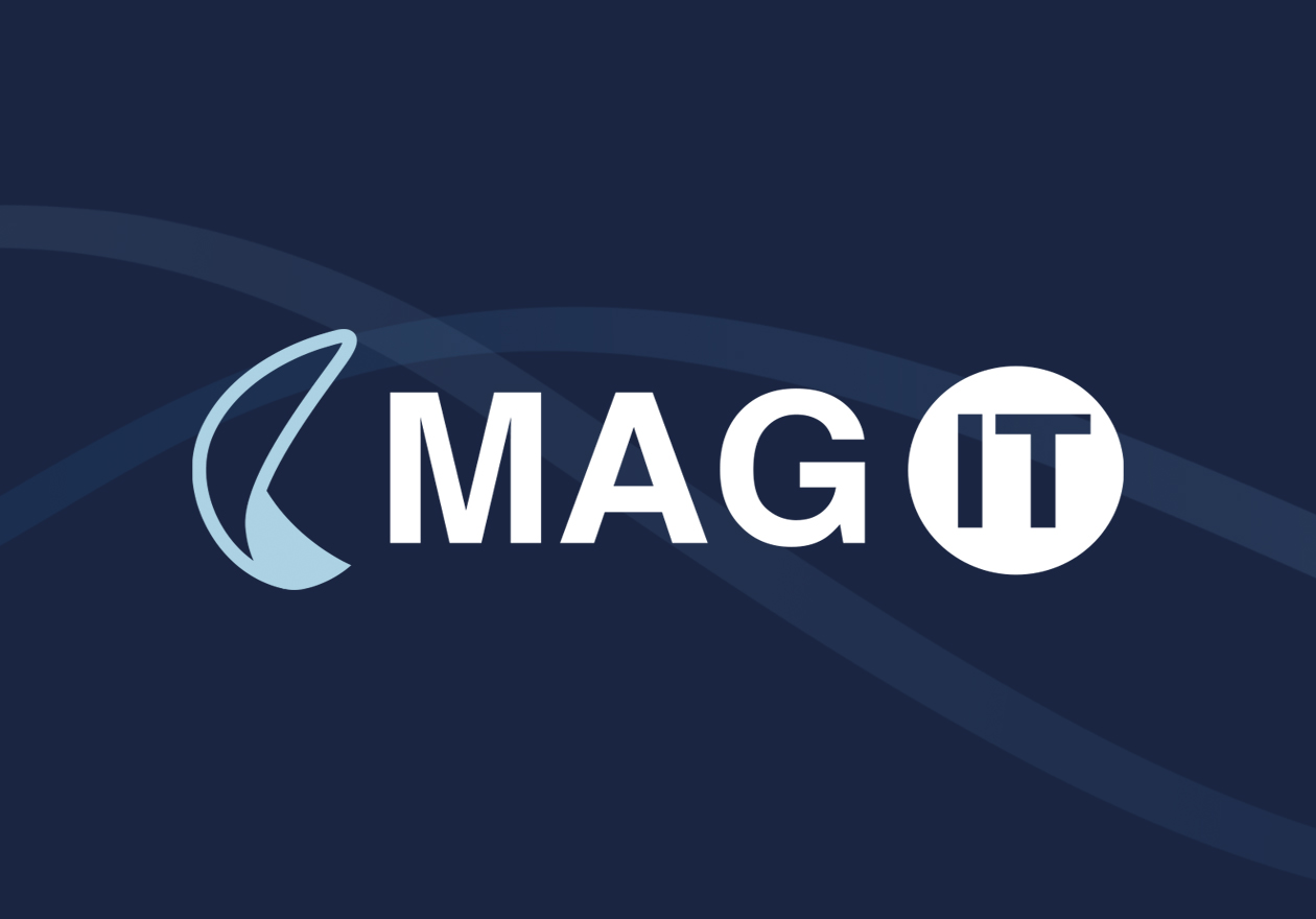 MAG IT Logo - Secure IT Services and Solutions