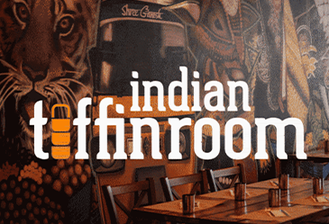 Indian Tiffin Room Logo Design Case Study by The Agency Creative